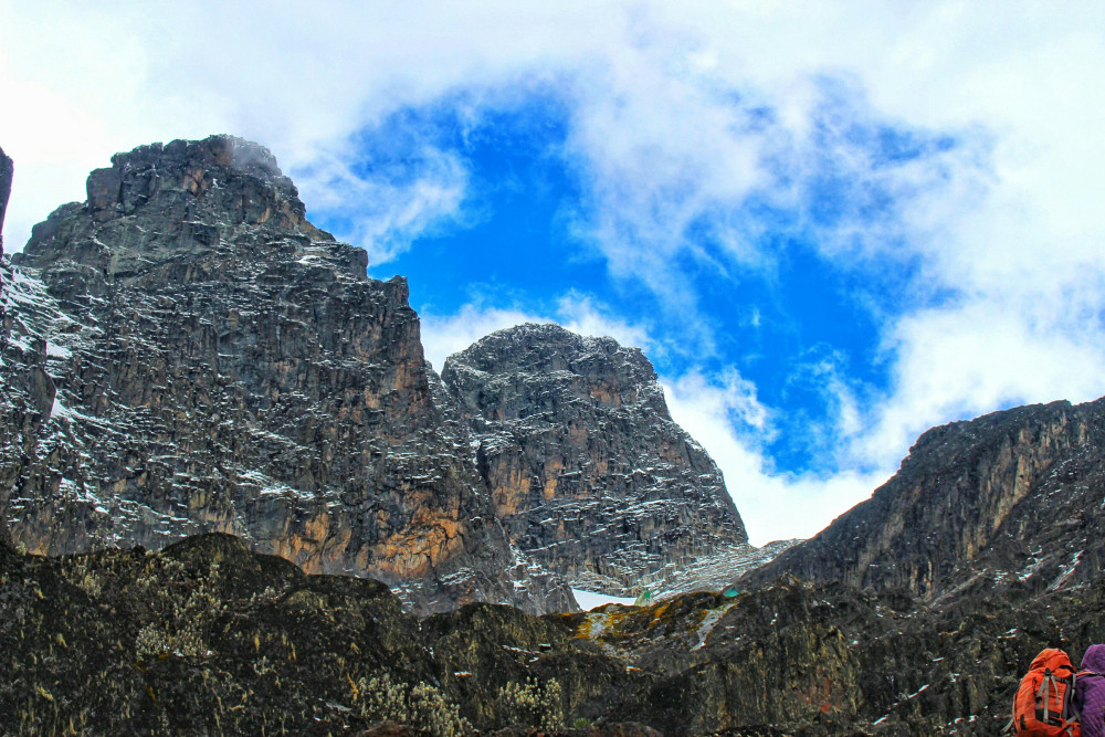 From the Rwenzoris with Love: Reaching for the TOP! (Part 3)