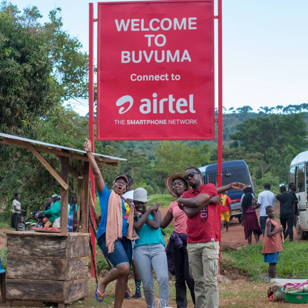 I FOUND KINDNESS IN BUVUMA