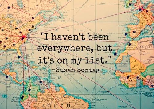 My Top 5 Dream Destinations Around The World