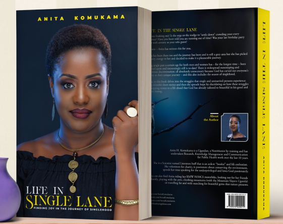 """Life In The Single Lane: Finding Joy In The Journey Of Singlehood"": I authored My First Book"